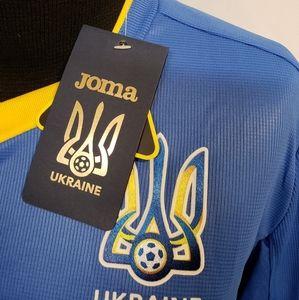 Ukraine 🇺🇦 soccer ⚽️  jerseys!! Official